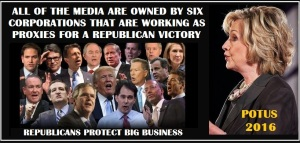 WHITE HOUSE - 2016 MEDIA PROXIES FOR GOP