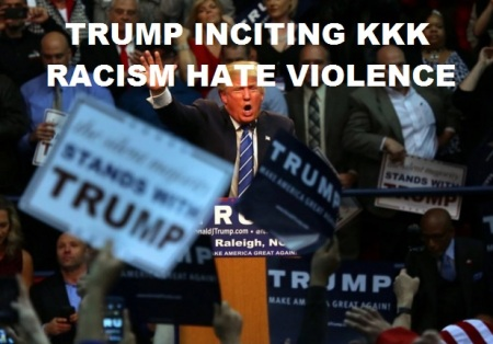 CRH TRUMP HATE GROUP KKK 1