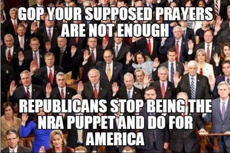 HRC - GUN VIOLENCE GOP 2
